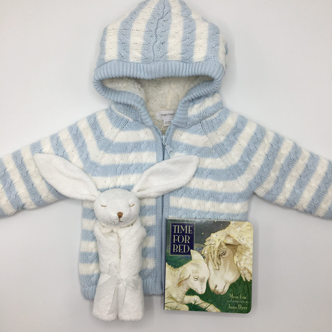 ecd20e96d Cozy zip-up jacket with Sherpa lining, 0-18M size - Just Hatched